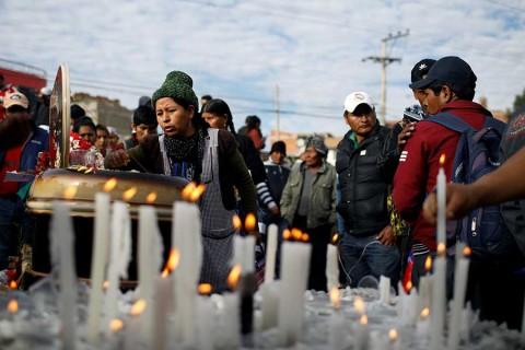 Iglesia católica convoca a diálogo de paz en Bolivia