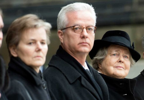 Asesinan a hijo de expresidente alemán Von Weizsäcker