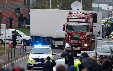 Chofer de camión con cadáveres se declara cuplable