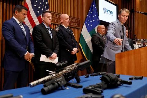 Corte Suprema de EU aborda control de armas