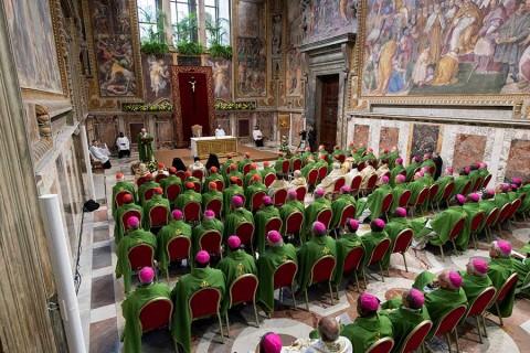El Papa levanta el 'secreto pontificio' sobre abusos sexuales