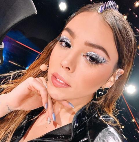 Danna Paola, la más escuchada en México | Que_TalGro