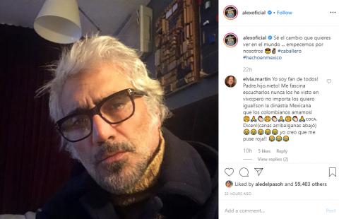 ▷ Alejandro Fernández demanda a imitador