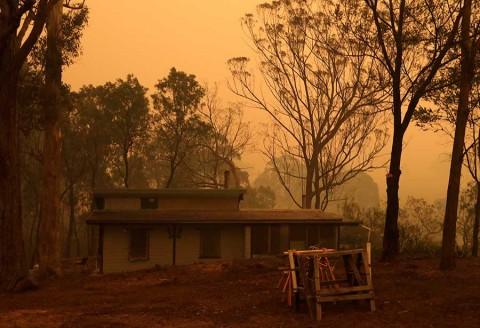 Lluvia da un respiro a Australia ante los incendios