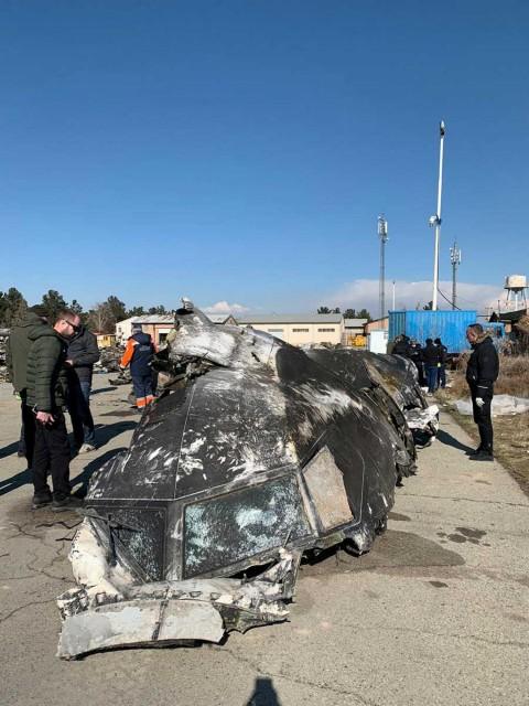 Promete Irán castigo para responsables de derribo de avión
