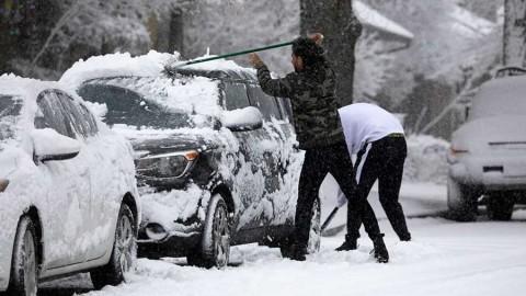 Alerta en EU por fuerte tormenta invernal