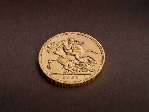 Extraña moneda se vende en un precio récord de 1.3 millones de dólares