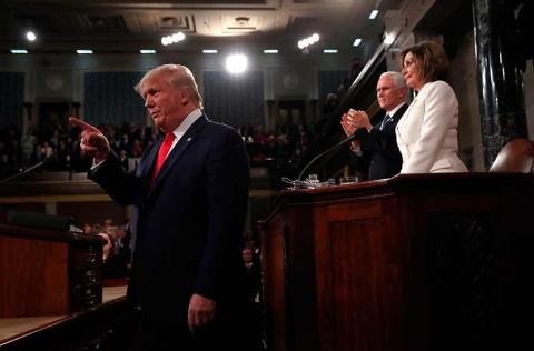 Trump, a horas de ser absuelto en el juicio político