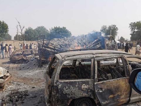 Ataque yihadista en Nigeria deja 30 muertos y varios secuestrados