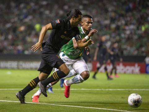 carlos vela, LAFC, Liga de Campeones Concacaf, Concachampions