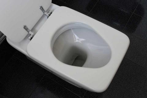 ¿Pones papel en la taza del baño? Guácala