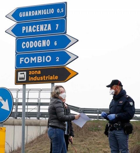 Empeora brote de coronavirus en Italia