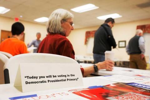 Arrancan primarias demócratas en Carolina del Sur