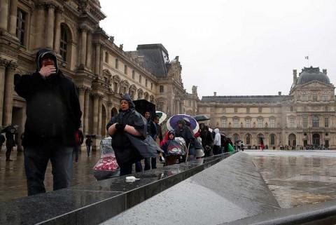 Cierran el museo de Louvre debido al coronavirus