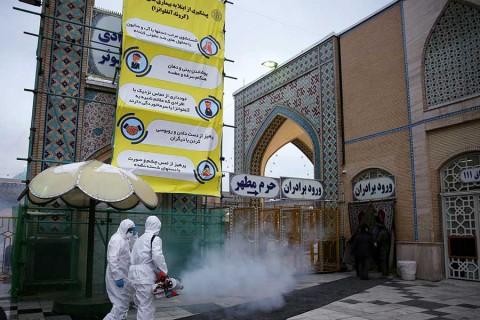 Otro alto mando de Irán contrae coronavirus; van 77 muertos