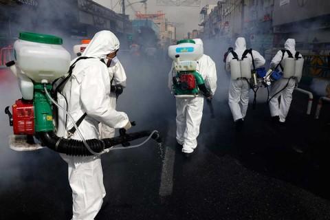 Coronavirus infectará al 70% de la población mundial y duraría 2 años, estima Alemania