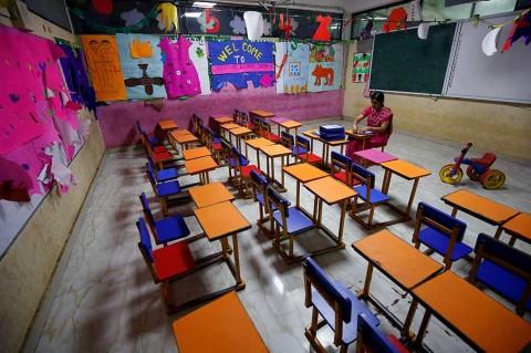 Sin clases por pandemia de coronavirus, la mitad de los estudiantes del mundo