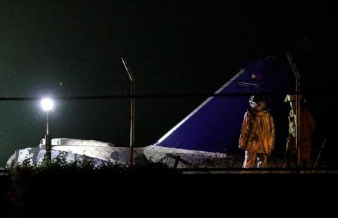 Incendio en avión deja 8 muertos en Filipinas