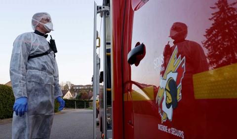 Francia supera los 3 mil fallecidos por coronavirus - Mundo