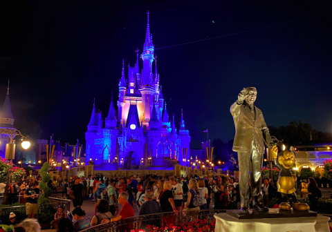 Parques de Disney donan comida y 200.000 protectores ante Covid-19