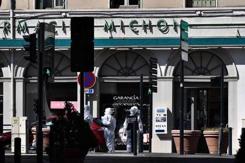 Ataque con cuchillo en Francia deja al menos 2 muertos