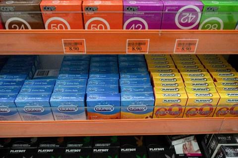 Alertan sobre una posible escasez mundial de condones