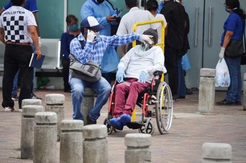 Guayaquil, la tragedia en Eucuador por el coronavirus se pondrá peor