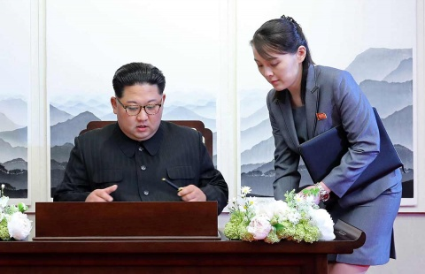 Dan señal de vida de Kim; China habría enviado médicos