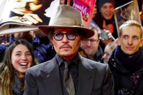 Johnny Depp desea interpretar a 'Cantinflas'