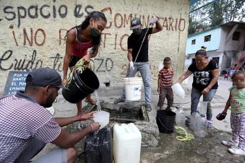 'Crisis en Venezuela ya es comparable a la de África'
