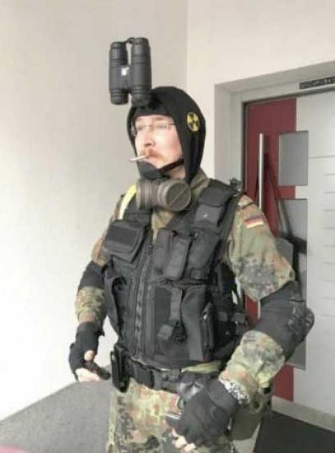 Operativo al estilo 'Rambo' en Alemania para capturar a fugitivo
