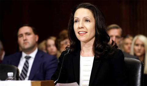 Candidatas de Trump a jueza de la Corte Suprema