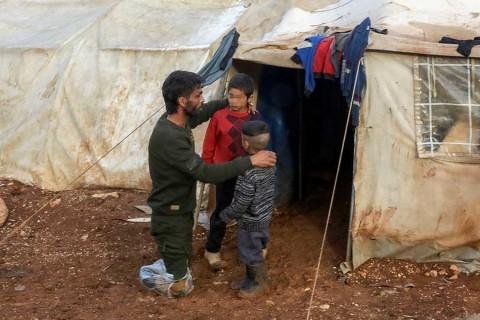 Guerra en Siria: la niñez pulverizada en 10 años de guerra civil
