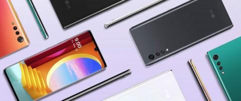 Disfruta de la mejor de tecnología y calidad de LG VELVET