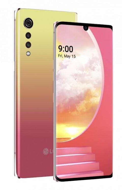 """El smartphone cuenta con una cámara triple con disposición vertical y pantalla panorámica OLED de 6.8"""""""