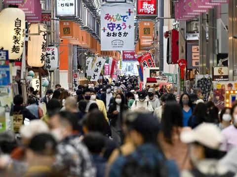 En Osaka piden a la población que eviten toda salida que no sea indispensable y urgente