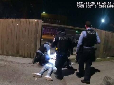 Video: policía mata a un niño de 13 años de un disparo en el pecho_02