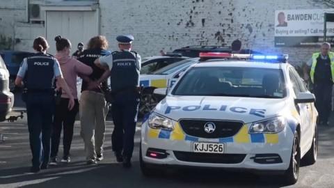 Hombre apuñala a 4 personas en supermercado en Nueva Zelanda