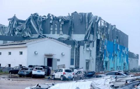 Tornados en China, uno de ellos en Wuhan, dejan al menos 12 muertos