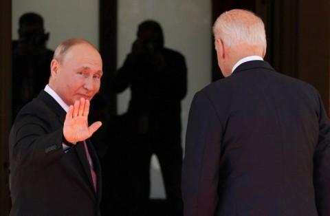 Biden y Putin se saludan en Ginebra y dan inicio a cumbre