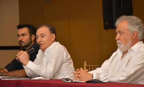 Alfonso Durazo propone mando único policial para seguridad pública en Sonora