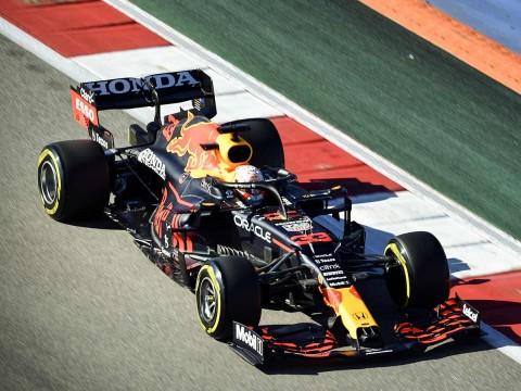 Max Verstappen protagonizó la gran remontada en el Gran Premio de Rusia. (AFP)