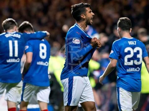 Peña y Herrera dan triunfo a Rangers