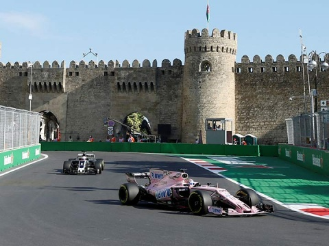 Máxima tensión entre Vettel y Hamilton en la Fórmula 1