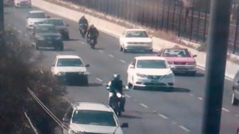 Triple homicidio en un asalto a camioneta de valores