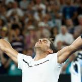 Rafael Nadal se mete a cuartos de final en Australia