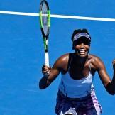 Venus y Federer acceden a semifinales en Australia