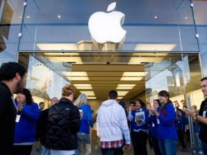 Datos de la empresa sostienen que Apple es responsable de la creación de 1.9 millones de trabajos en el mundo. Foto: Getty