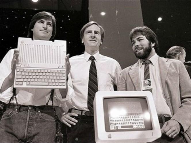 Otro personaje importante en la fundación de Apple fue Mike Markkula, un inversionista que aportó 250,000 dólares para la creación de la empresa y quien más tarde sería CEO de ésta. Foto: Especial