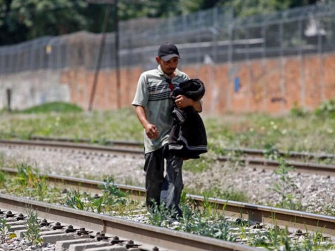Rescatan 25 migrantes centroamericanos en Tamaulipas